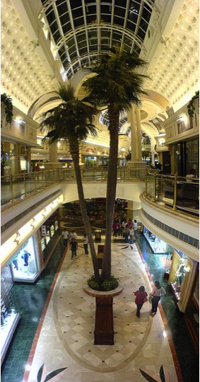 Canal Walk Shopping Centre in Cape Town
